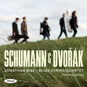 Schumann: Piano Quintet, Op. 44; Dvorák: Piano Quintet No.2, Op. 81