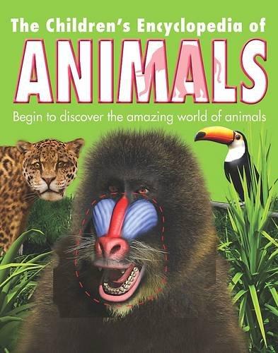 Reference 5+: Children's Animal Encyclopedia - Parragon