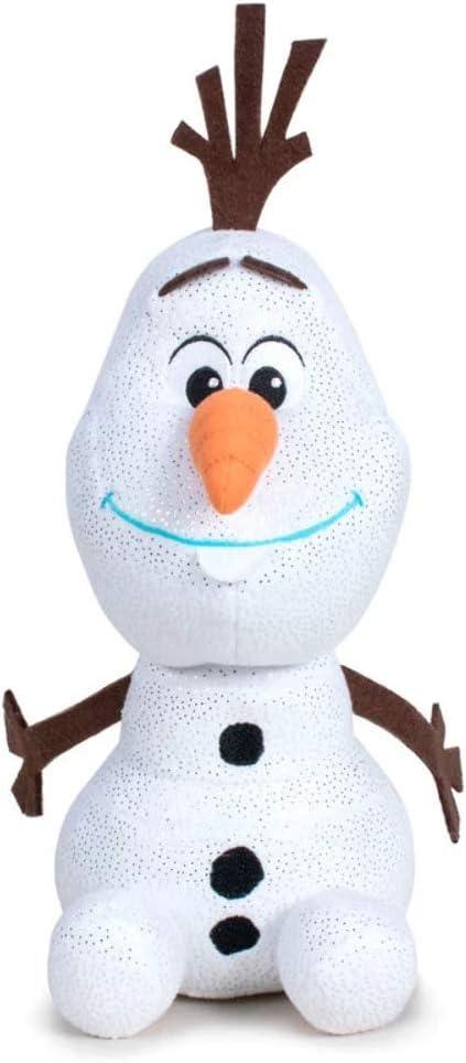 D&D Peluche Personajes Pelicula Frozen 2 Elsa Ana Olaf Sven el ...