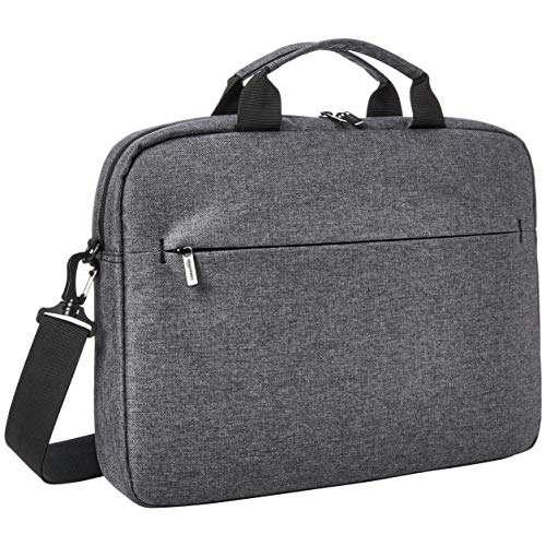 (AmazonBasics Urban Laptop and Tablet Case Bag, 17 Inch,)