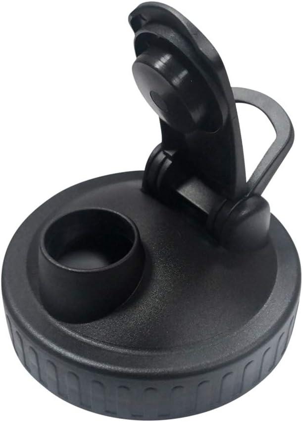 Couvercles /à Boire Verser et Conserver Mrinb Couvercle pour Bocal Mason,Mason Jar Couvercle Verseur /à Bouche Large,Couvercle Pot de Confiture 86mm en Ma/çon avec Joint D/étanch/éit/é