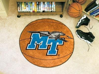 Tennessee State Basketball Rugs (Middle Tennessee State University Basketball Rug)