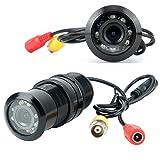 Toughsty™ 480TVL Sensor IR Night Vision Car Rear View Camera with 1/3