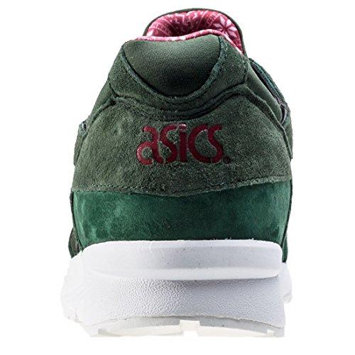 Asics H6R2L..8082 Sneakers Uomo Camoscio Verdone Verdone 44