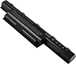 YNYNEW Replacement Laptop Battery for Acer Gateway PEW90 PEW91 PEW92 NEW95 NV79C36U NV79C48U NV79C49U NV79C50U NV79C51U NV79C52U NS41I NS51I NS41I01FR BT.00603.111 BT.00603.117 BT.00603.124 AS10D41