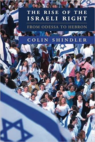 Book The Rise of the Israeli Right