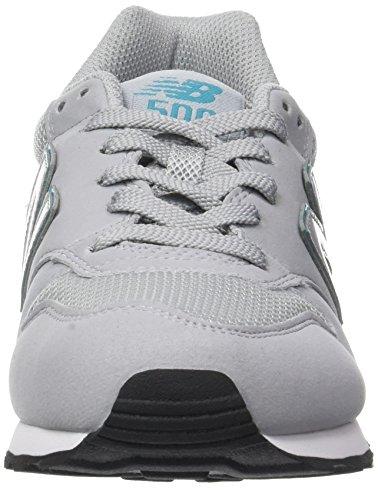 Turquoise Sneaker Grigio Balance New Grey 500 Donna YzUnzAfv