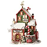 Department 56 North Pole Candy Cane Corner