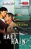 Hard Rain (Code Red) by Darlene Scalera front cover