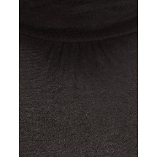 InWear - Camiseta de manga larga - para mujer negro
