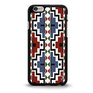 Navajo Geometric Tribal Design Aluminum/Plastic Cellphone Case for iPhone 6 -Black [Non-Retail Packaging]