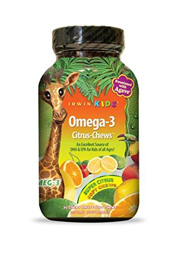 Irwin Naturals Omega Citrus Chews