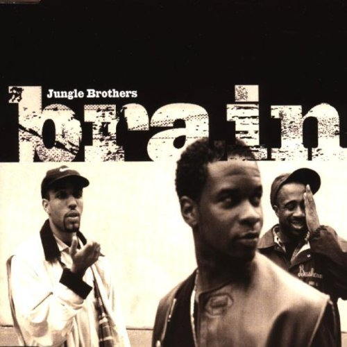 Brain [Single-CD] by Jungle Brothers