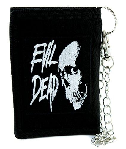 Evil Skull Wallet - 9