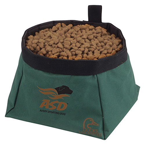Avery Outdoors Inc 02177 Ezstor Collapsible Dog Bowl
