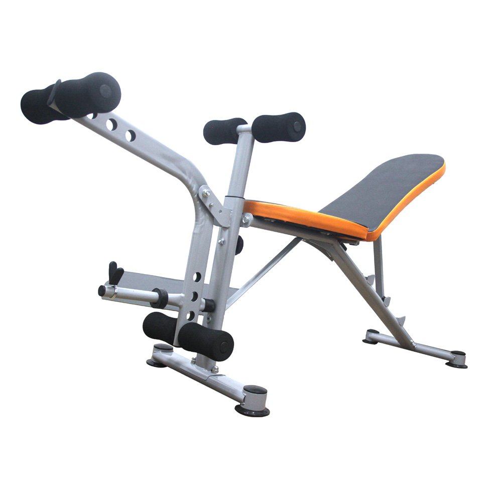 Kikionlife Adjustable Bench Foldable Flat Incline Decline Dumbbell Weight Benches by Kikionlife