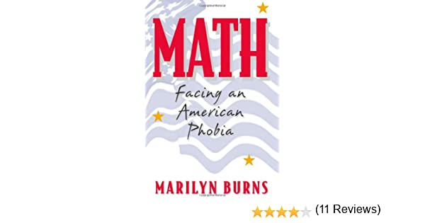 Amazon.com: Math: Facing an American Phobia (9780941355193 ...