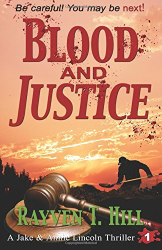 Blood Justice Private Investigator Thriller product image