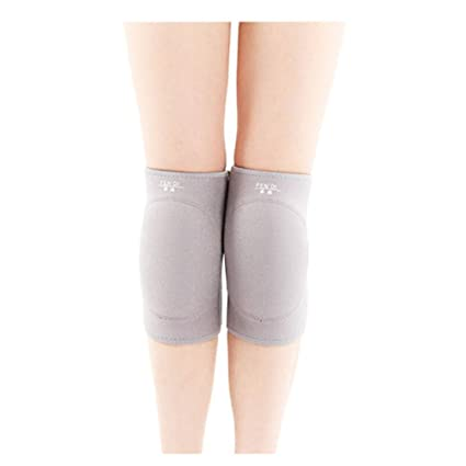 2c7453dbf1 Image Unavailable. Image not available for. Color: George Jimmy Exercise  Fitness Adjustable Knee Pads Yoga/Dance/Joint Pain Knee Brace L