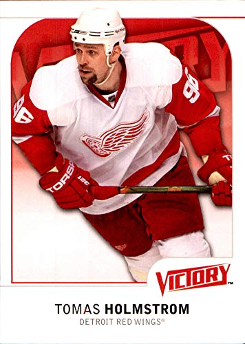 - 2009-10 Upper Deck Victory #74 Tomas Holmstrom DETROIT RED WINGS    NHL (Box71)