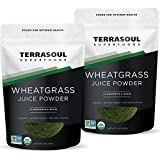 Terrasoul Superfoods Organic Wheat Grass Juice