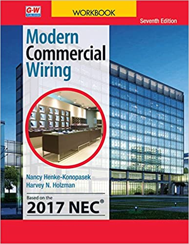 Sensational Modern Commercial Wiring Nancy Henke Konopasek Harvey N Holzman Wiring 101 Vihapipaaccommodationcom
