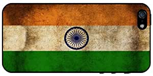 India Flag iPhone 5 - iPhone 5S Case 3102mss