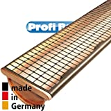 Dachrinnenschutz DARI FIX   Element: 1MTR (Braun   Für Kupferdachrinnen)
