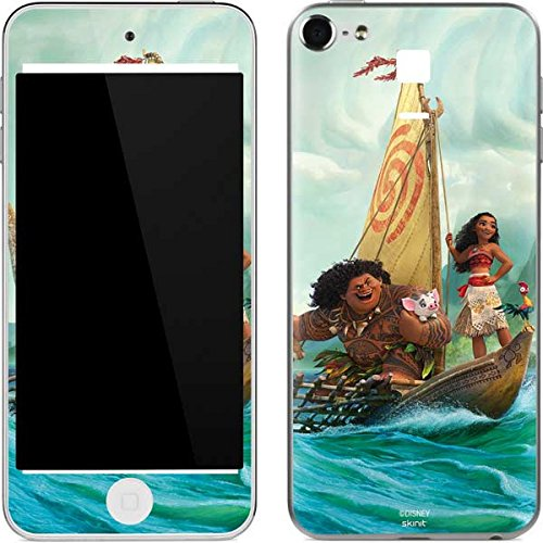 - Moana iPod Touch (6th Gen, 2015) Skin - Moana and Maui Set Sail Vinyl Decal Skin For Your iPod Touch (6th Gen, 2015)