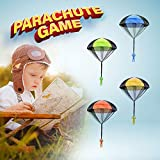 Parachute Game Fun-Choo Flying Toy for Kids, Hand