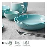 DOWAN Pasta Bowls, Soup Bowls 30oz, Large Salad