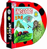 Insects A to Z (Zip & Carry book) (with audio CD)