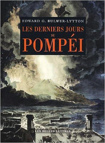 Livres gratuits Les Derniers jours de Pompéi pdf ebook