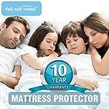 Safe and Sound Waterproof Zippered Mattress