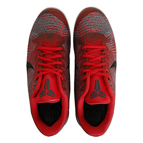 Scarpe Rojo Mentality KB Basket Uomo Grey II Nike Black da Rojo Red University wolf tTwRF4q