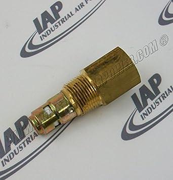 Válvula de retención - diseñado para uso con Ingersoll Rand compresores de aire: Amazon.es: Amazon.es