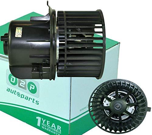 D2P HEATER BLOWER FAN MOTOR FOR TRANSIT MK5, MK6, MK7, 95VW18456BB:
