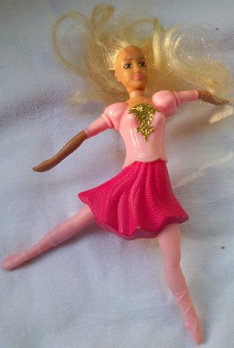 Mcdonalds Happy Meal Princess Genevieve Barbie Doll -