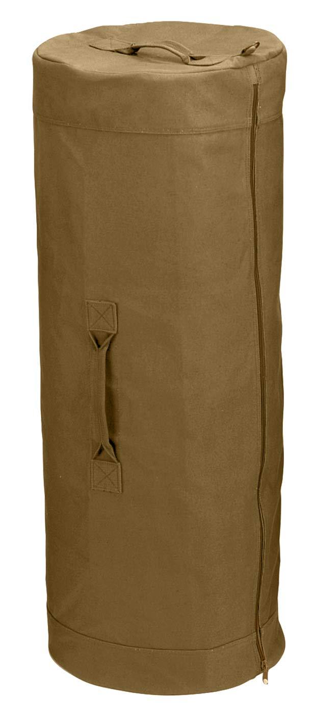 Amazon.com: Rothco bolsa de tela de lana gruesa, con cierre ...