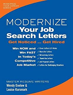 modernize your job search letters get noticed get hired modernize your career - Resumes That Get Noticed