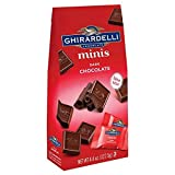 Ghirardelli, Mini's, Share & Square Pouches, Individually Wrapped (Pack of 4) (Select Your Favor)