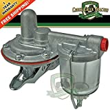 3637338M91 NEW Fuel Lift Pump w/Bowl for Massey Ferguson 65 165 302 304 30 31 40