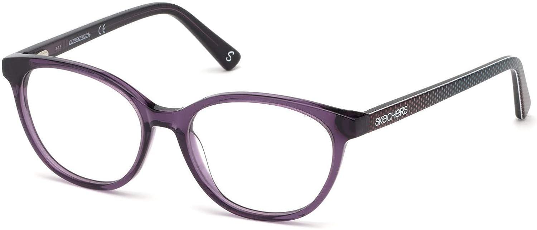 Eyeglasses Skechers SE 1640 081 shiny violet