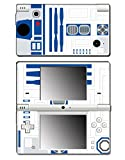 Star Wars R2-D2 Special Edition R2D2 BB-8 BB8 Robot Droid Bot Video Game Vinyl Decal Skin Sticker Cover for Nintendo DSi System