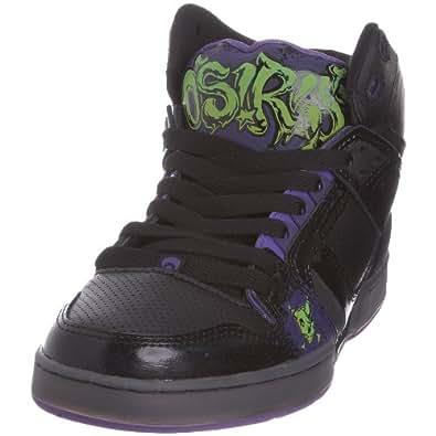 Osiris Men's NYC 83 Skate Shoe,Black/Blue/Maxx242,10 M US