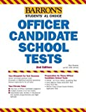 img - for By Rod Powers - Barron's Officer Candidate School Tests, 2nd Edition (2nd Edition) (2012-10-16) [Paperback] book / textbook / text book