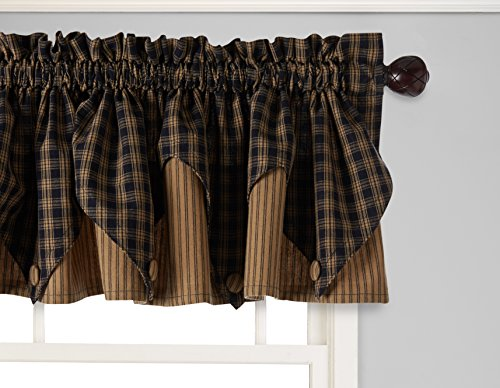 Primitive Design (Park Designs Sturbridge Point Valance, 72 x 15