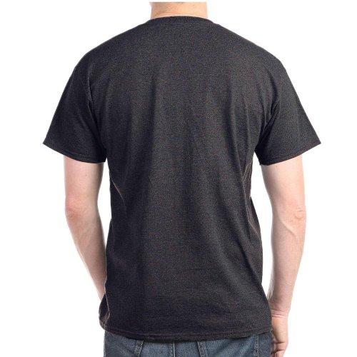 CafePress Unique DesignPit Percussion Marimba Dark T-Shirt - L Charcoal