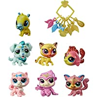 Littlest Pet Shop Lucky Pets Crystal Ball Megapack Surprise Pet Toy