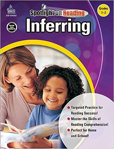 Grades 1-2 Inferring Spotlight on Reading